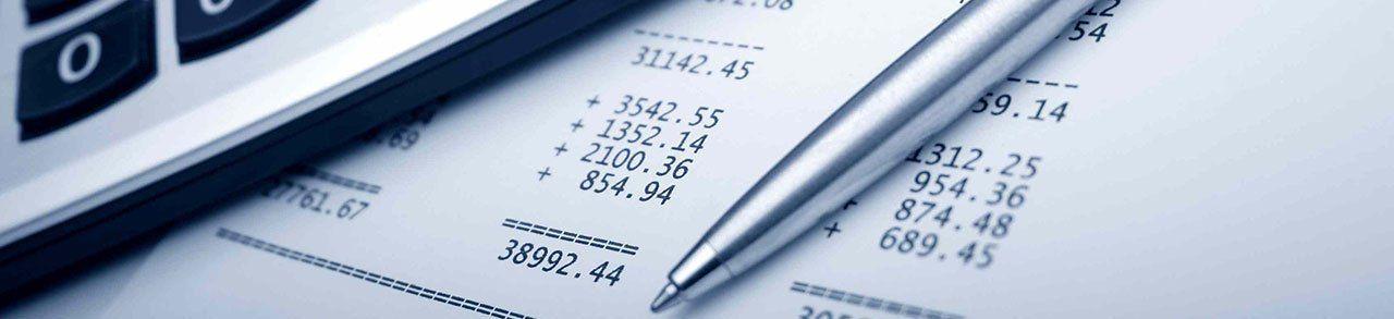 financial analysis for bonding