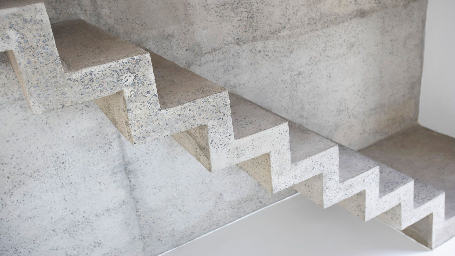 concrete stairs built by construction company in ontario canada