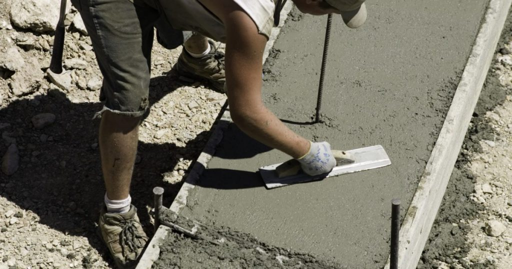 concrete framing and forming contractors insurance