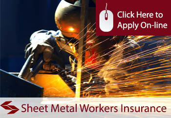 apply for sheet metal contractors liability insurance policy