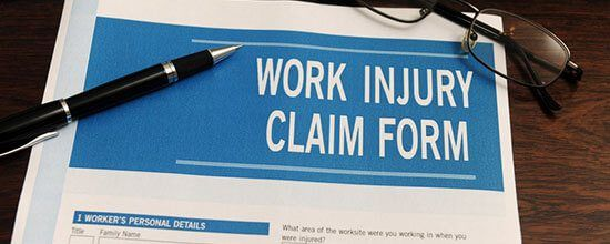 claim form after losses