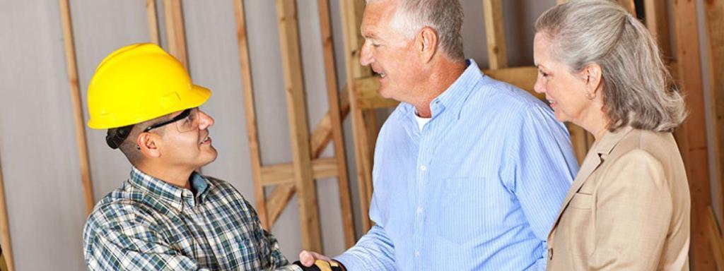 contractors providing good service to clients